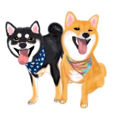 搞笑动物头像卡通图片